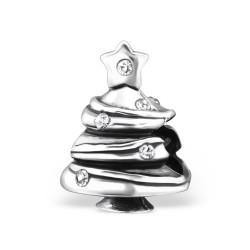 Pandant argint -  Christmas Tree