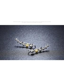 Cercei de Argint 925 inimioare