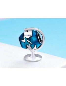 Talisman de Argint 925 Glob...