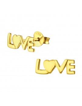 Cercei Argint 925 - Love...