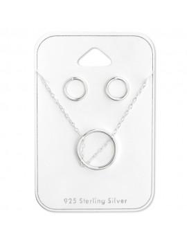 Cerc - Set de argint