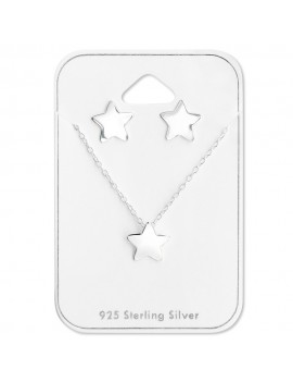 Stea - Set de argint