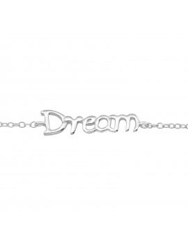 Dream - Bratara argint