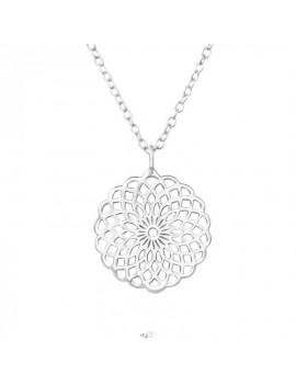 Mozaic - Lantisor argint