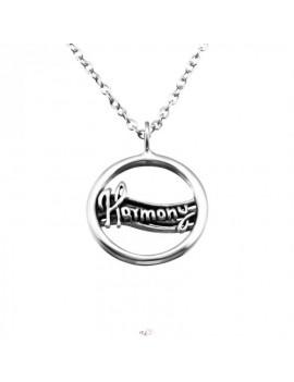 """ Harmony"" - Lantisor argint"